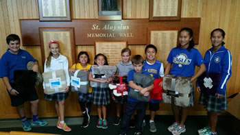 St James (Elizabethtown) Donations